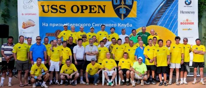 USS Open, 2011