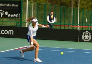 USS Security tennis