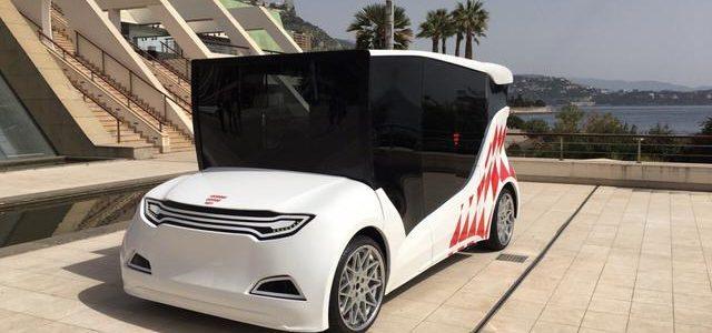 первый электромобиль украинской разработки