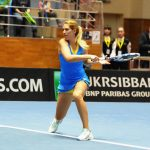 USS Security tennis Ukraine vs Australia